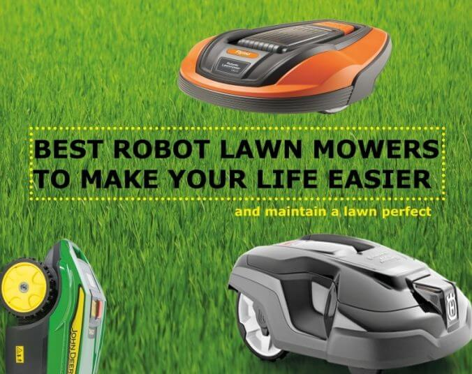 5 Best Robot Lawn Mowers Review 2017 ⋆ Robots Lawn Mower