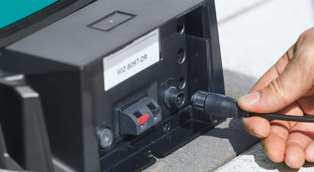 power system bosch indego